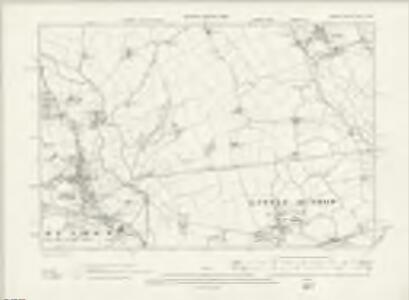 Essex XXIV.SW - OS Six-Inch Map
