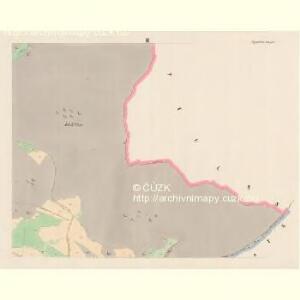 Espenthor - c5463-1-003 - Kaiserpflichtexemplar der Landkarten des stabilen Katasters