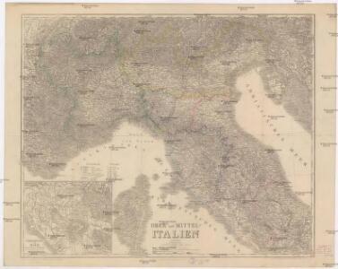 Ober und Mittel-Italien