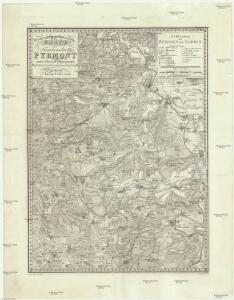 Topographish-petrographische Karte des Fürstenthums Pyrmont und dessen Umgegend