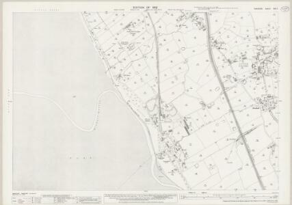 Cheshire XXX.2 (includes: Ness; Neston cum Parkgate) - 25 Inch Map