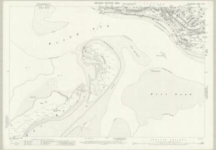 Devon CIII.5 (includes: Kenton; Littleham; West Dawlish) - 25 Inch Map