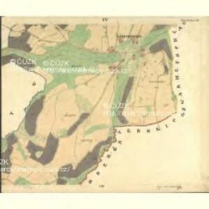 Unter Schlagel - c1273-1-005 - Kaiserpflichtexemplar der Landkarten des stabilen Katasters