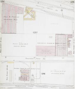 Insurance Plan of the City of Manchester Vol. IV: sheet 126