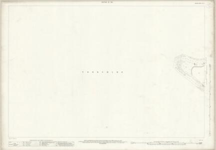 Durham LIV.11 (includes: Aldbrough; Low Coniscliffe; Manfield) - 25 Inch Map