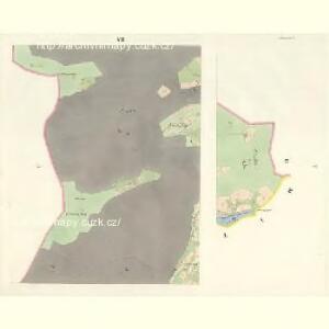 Solanetz (Solanetz) - m2815-1-001 - Kaiserpflichtexemplar der Landkarten des stabilen Katasters
