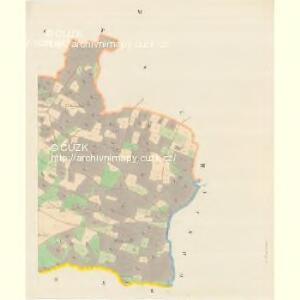 Dobischwald - m0458-1-006 - Kaiserpflichtexemplar der Landkarten des stabilen Katasters