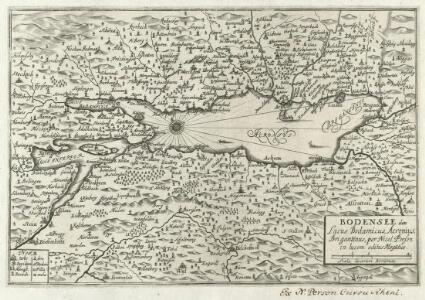 Bodensee alias Lacus Bodamicus Acronius, Brigantinus