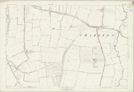 Worcestershire XLIX.2 (includes: Charlton; Cropthorne; Evesham; Netherton) - 25 Inch Map