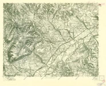 III. vojenské mapování 4160/1