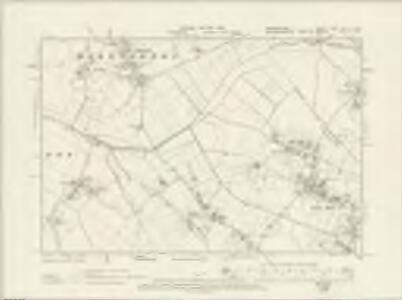 Bedfordshire XXXI.NE & SE - OS Six-Inch Map