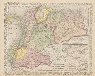 Venezuela, New Grenada & Equador
