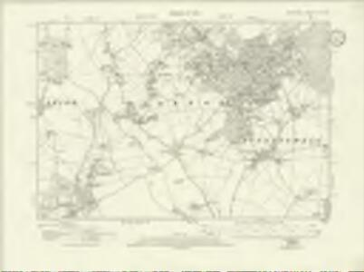 Berkshire VI.SW - OS Six-Inch Map