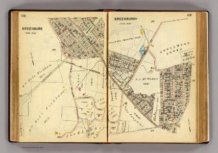 112-113 Greenburg, Greenburgh.