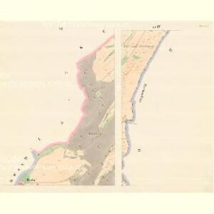 Odrau (Odry) - m2103-1-003 - Kaiserpflichtexemplar der Landkarten des stabilen Katasters