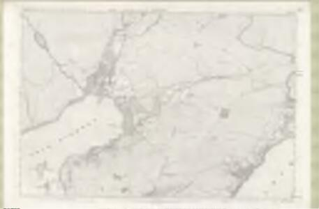 Ross and Cromarty Sheet CX - OS 6 Inch map