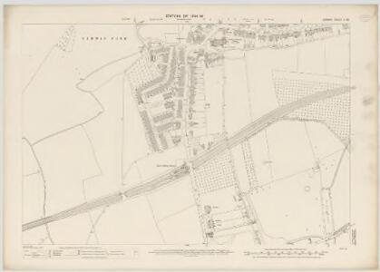 London V.90 - OS London Town Plan