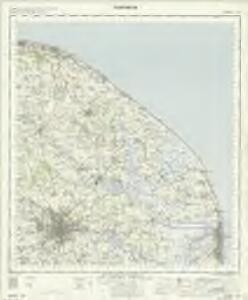 Norwich - OS One-Inch Map