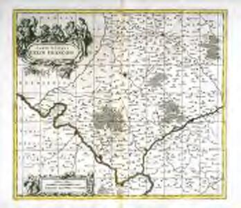 Carte dv pays Vexin françois