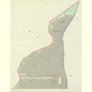 Ober Morau (Horny Morawa) - c2102-1-001 - Kaiserpflichtexemplar der Landkarten des stabilen Katasters
