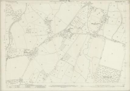 Berkshire XXXI.10 (includes: Bray; White Waltham) - 25 Inch Map
