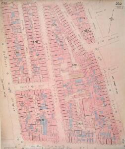 Insurance Plan of London Vol. IX: sheet 232