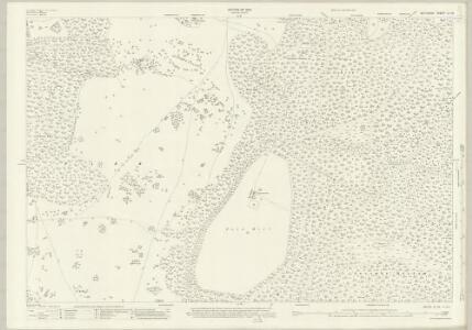 Wiltshire LI.10 (includes: Corsley; Horningsham; Longbridge Deverill) - 25 Inch Map