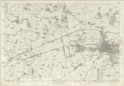 Essex XXVI - OS Six-Inch Map