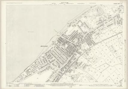 Cheshire XII.3 (includes: Grange; Hoylake cum West Kirby) - 25 Inch Map