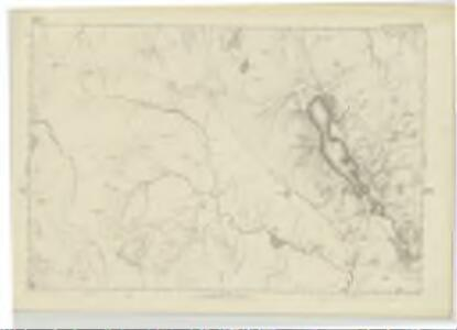 Stirlingshire, Sheet IV (& parts of Perthshire sheets CXXI, CXXI* - OS 6 Inch map