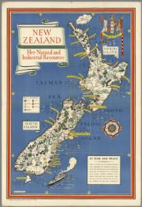 New Zealand : her natural and industrial resources