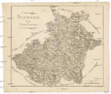 Circulus Budvicensis pars regni Bohemiae