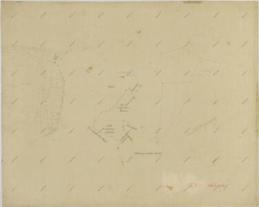 kopie-Mapy činžovních pozemků III. sekce třeboňského velkostatku pro obce: Břilice, Domanín, Herda, Holičky, Kojákovice, Spolí, Třeboň 1