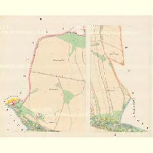 Gr. Olbersdorf (Obrechcice Welka) - m3317-1-002 - Kaiserpflichtexemplar der Landkarten des stabilen Katasters