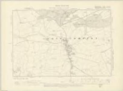 Oxfordshire VIII.SW - OS Six-Inch Map