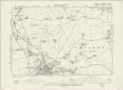 Suffolk LXXII.SE - OS Six-Inch Map