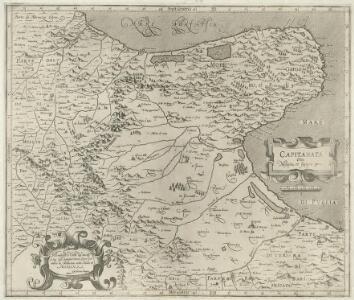 Capitanata Olim Mesapiae, et Japigiae pars
