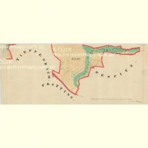Ranzern - m2556-1-010 - Kaiserpflichtexemplar der Landkarten des stabilen Katasters