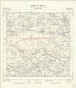 SU22 - OS 1:25,000 Provisional Series Map