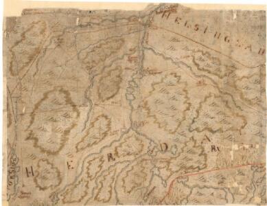 Norge 55-2: Accurat landcaart over Norges Rige anden Part