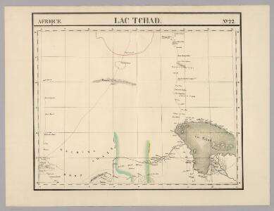 Lac Tchad. Afrique 22.