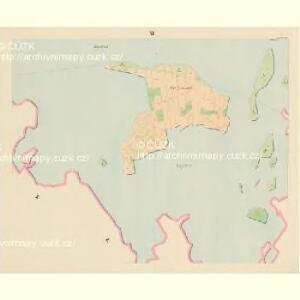 Lomnitz - c4219-1-010 - Kaiserpflichtexemplar der Landkarten des stabilen Katasters