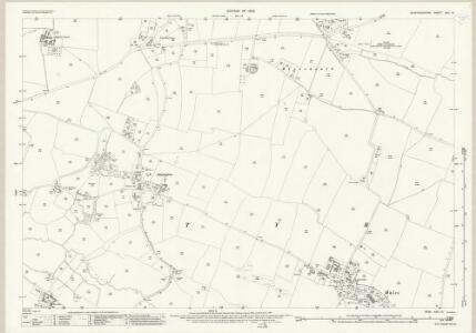 Staffordshire XXII.14 (includes: Tyrley) - 25 Inch Map