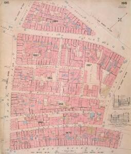 Insurance Plan of London Vol. VIII: sheet 196