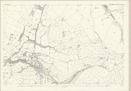 Isle of Man IX.14 - 25 Inch Map