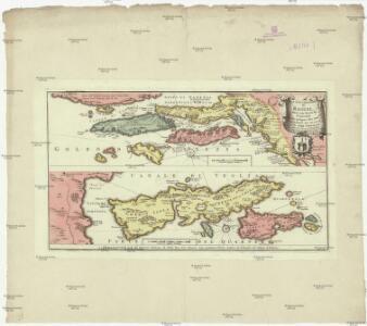 Le gouvernement de Raguse estant une partie de Dalmatie, avec quelques isles