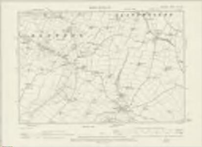 Anglesey XIII.SW - OS Six-Inch Map