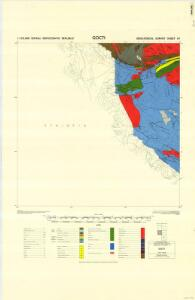 1 : 125,000 Somaliland Protectorate. Geological Survey. D.C.S. 1076, Gocti