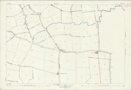 Bedfordshire V.10 (includes: Bolnhurst and Keysoe; Great Staughton; Little Staughton; Pertenhall) - 25 Inch Map
