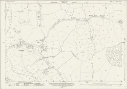 Essex (New Series 1913-) n XXIV.15 (includes: Great Dunmow; Great Easton) - 25 Inch Map